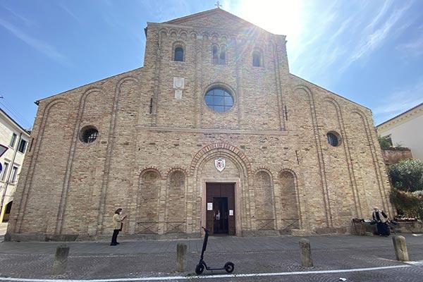 chiesa di Santa Sofia a Padova